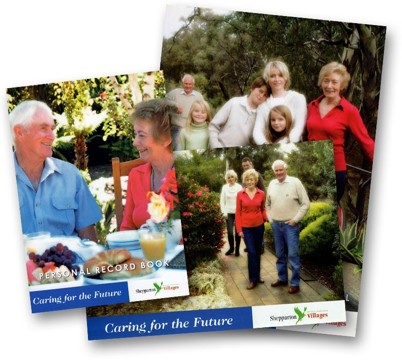 Bequest booklet pack